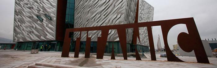 Belfast får nytt landmärke
