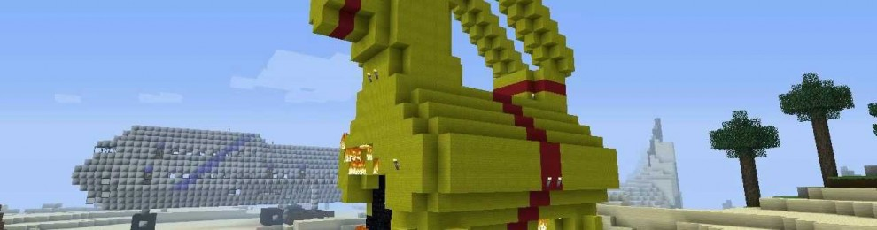 Gävle på Island och i Minecraft