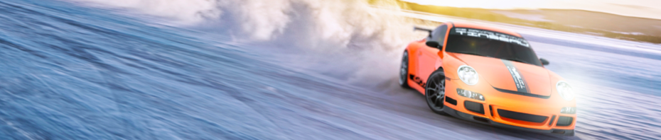 Ice Driving Luleå