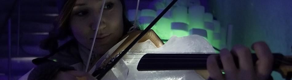 Ice Music – världsunikt besöksmål i Luleå