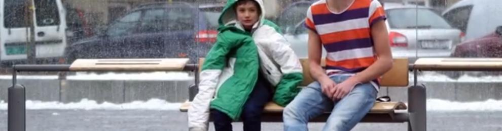 Norska SOS-barnbyar testar moralen hos befolkningen i Oslo