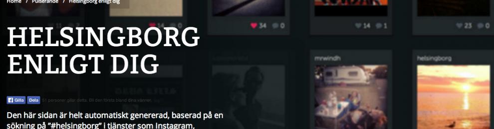 Helsingborg enligt dig