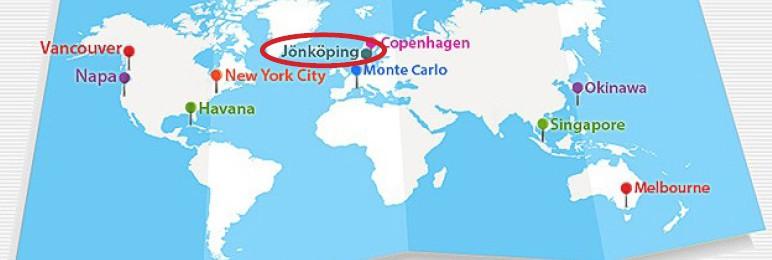 Jönköping får internationell uppmärksamhet genom Esther