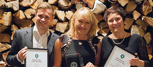 Umeå blev Sveriges bästa platsmarknadsförare 2014