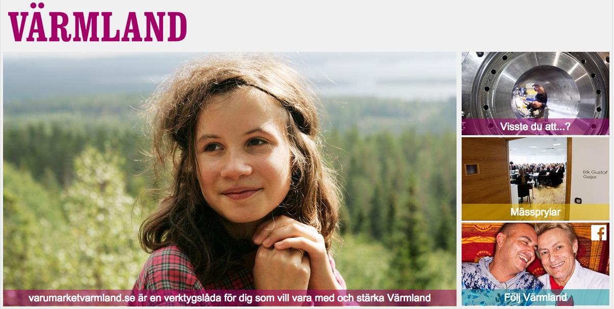 Varumärket Värmland