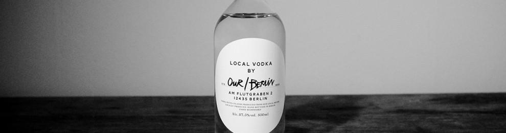 Global vodka med lokalt varumärke