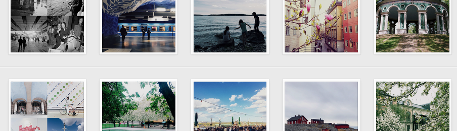 Bästa Instagramkommunerna