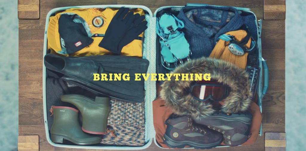Hur packar man för att åka till Island?