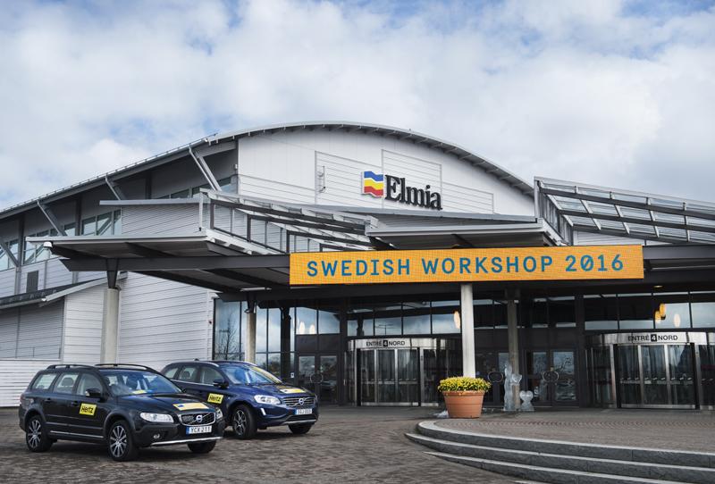Swedish Workshop 2016. Foto Anna Hållams