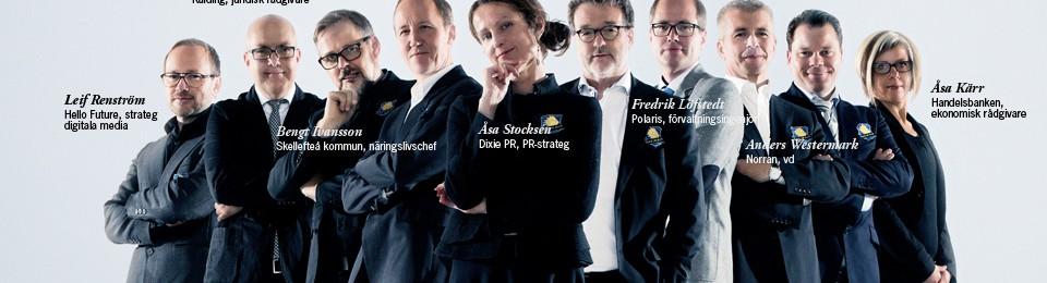 Vinn ett aktiebolag – Skellefteå visar att de ger idéerna plats
