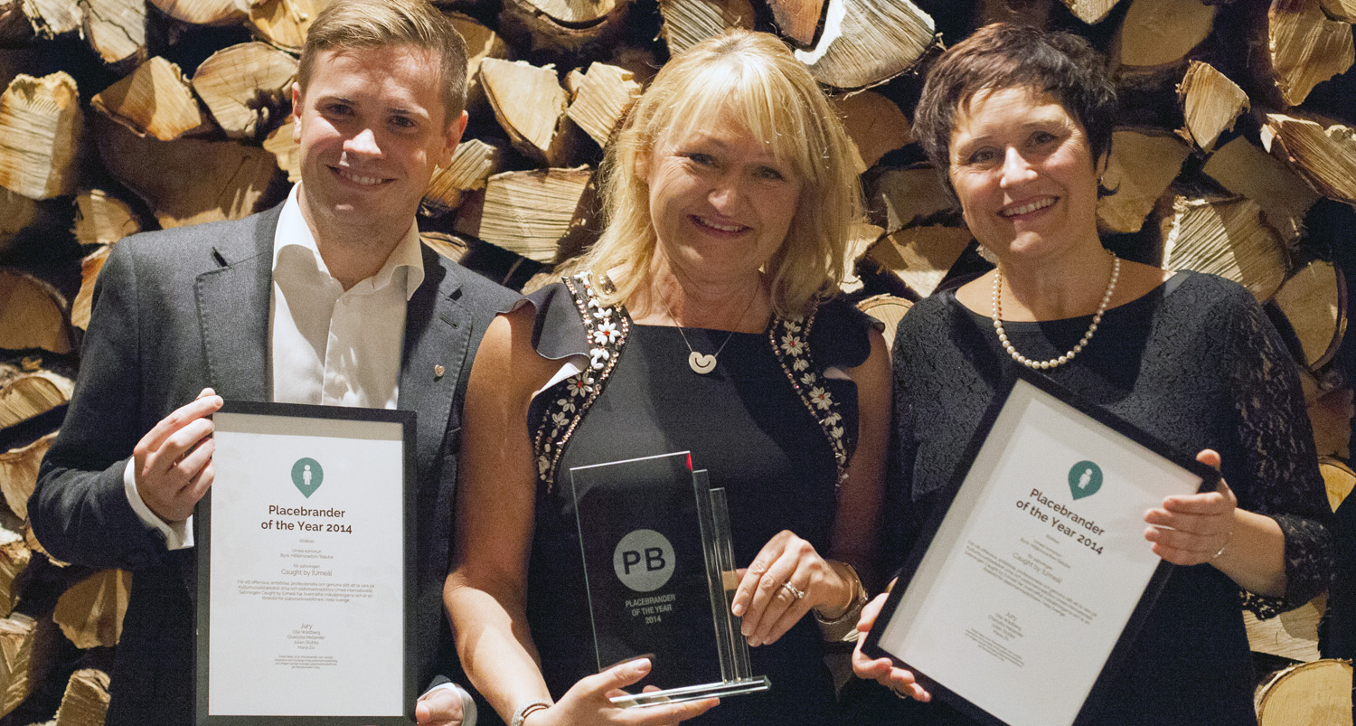 placebrander of the year 2014 Umea