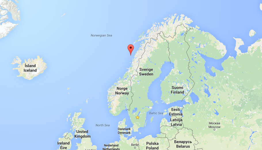 Traena_Norge
