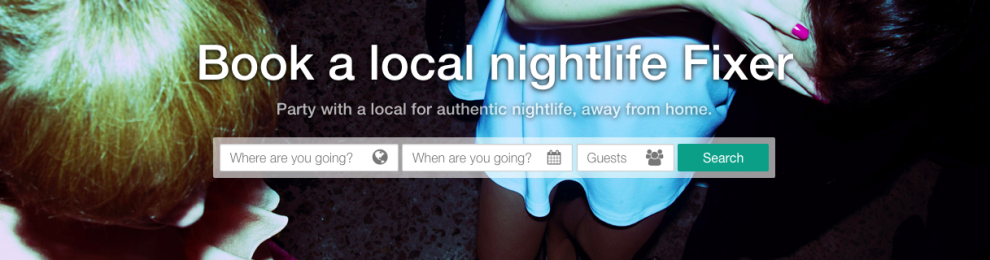 Boka en lokal nattlivsguide