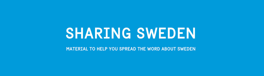 Sharing Sweden – verktygslåda för platsvarumärket Sverige