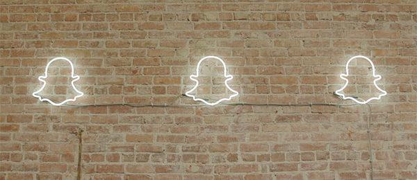 Snapchat för destinationer