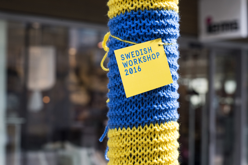 Swedish Workshop 2016. Foto Anna Hållams