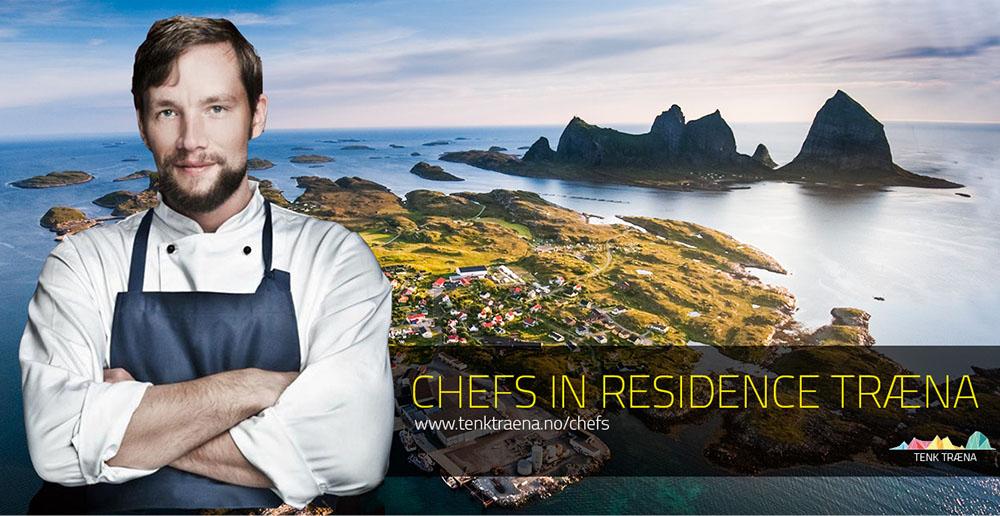 Chefs in Residence Traena