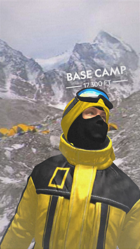Base Camp Everest Perpetual Planet
