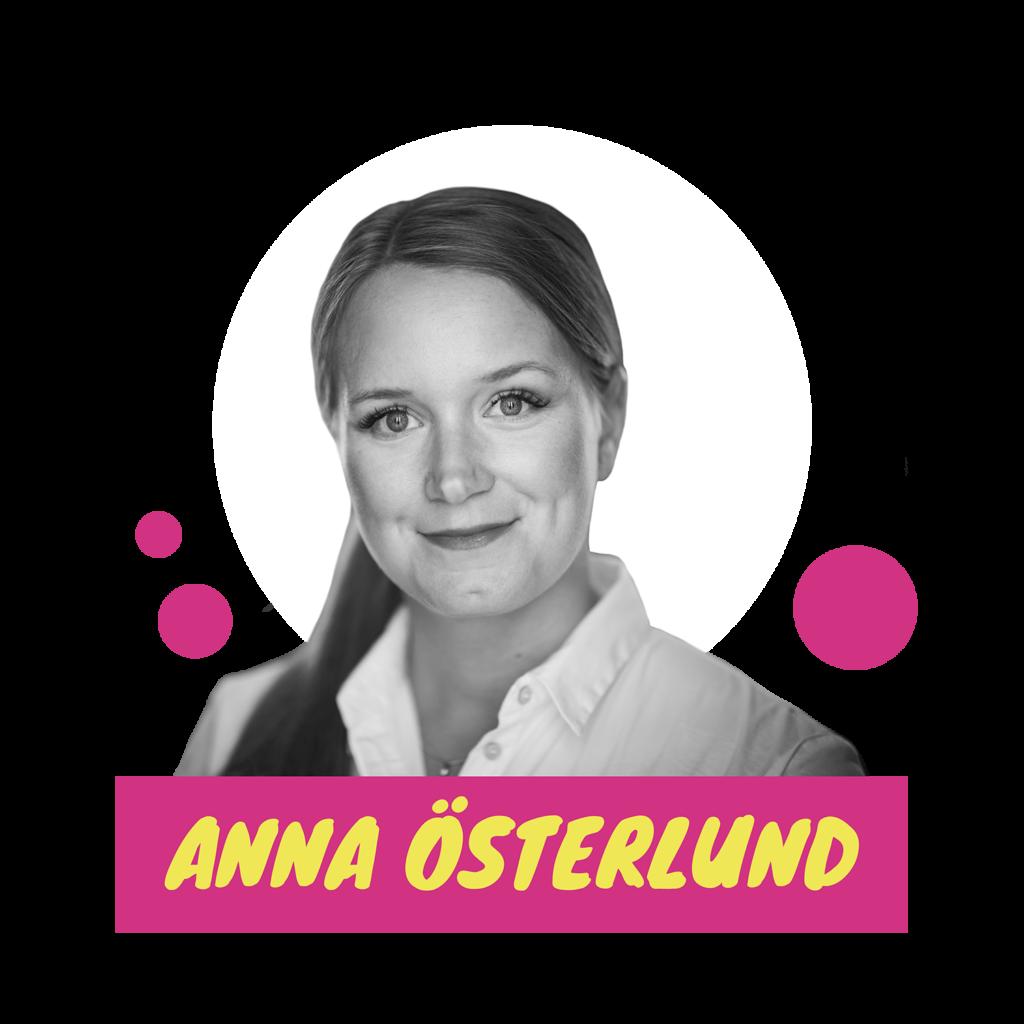 Anna Österlund, Placebrander