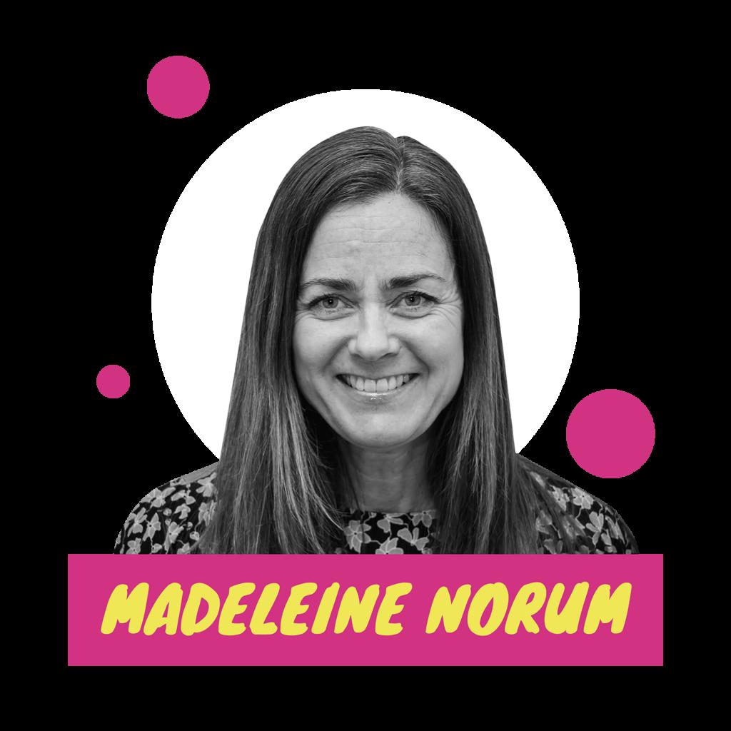 Madeleine Norum, Placebrander